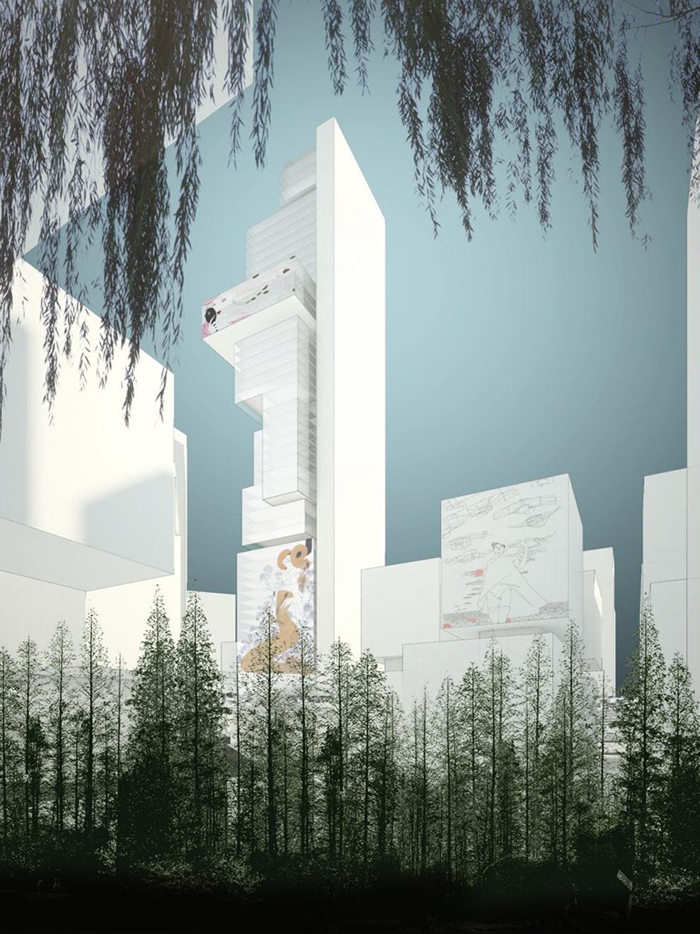 Ningbo 09 - High-rise