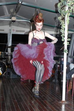 Burlesque with Eve La Plume