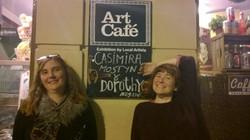 Art  Cafe Exhibition