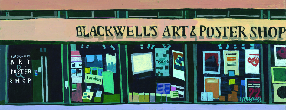 BLACKWELL'S ART & POSTER SHOP