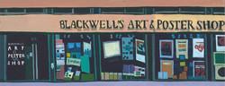 BLACKWELL'S ART & POSTER SHOP