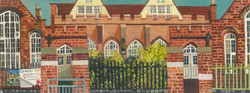 Comper School Cowley Oxford