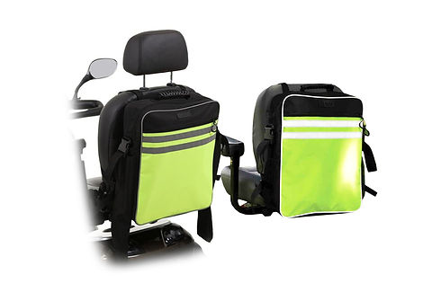 Hi-vis Bags with or without Crutch Pocke