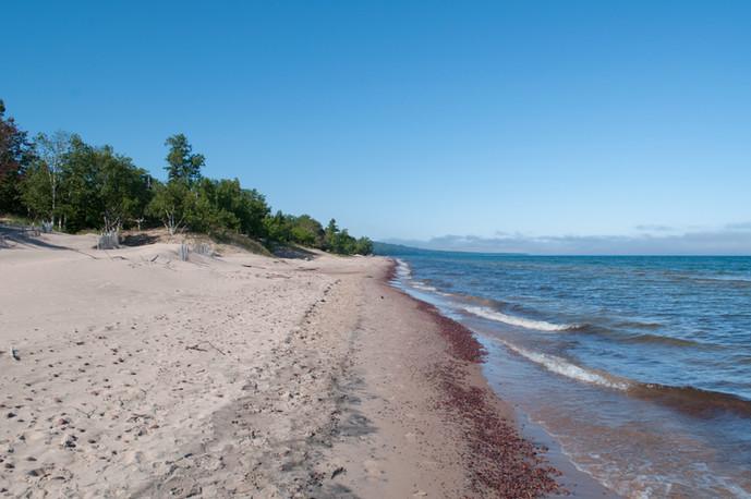 Eagle River Beach