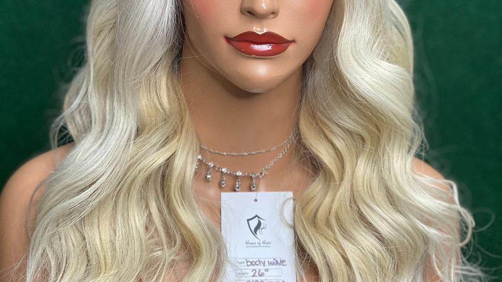 Platinum Barbie