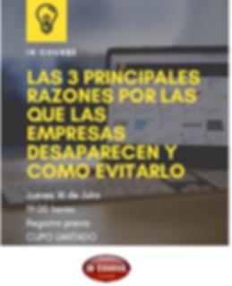 20200701 Flyer Webinar negocios rentable