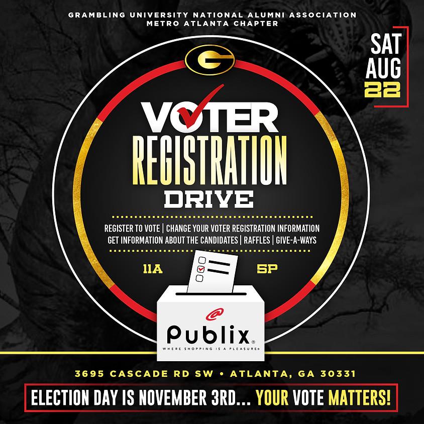 GUNAA-Metro Atlanta Chapter Voter Registration 1 of 3
