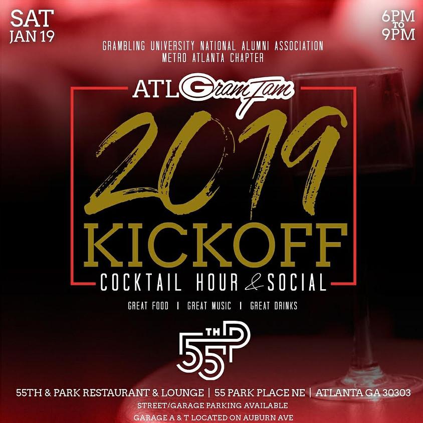 2019 Kickoff Cocktail Hour & Social