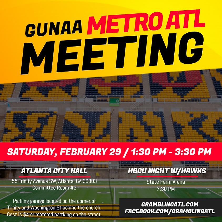 February 2020 General Meeting
