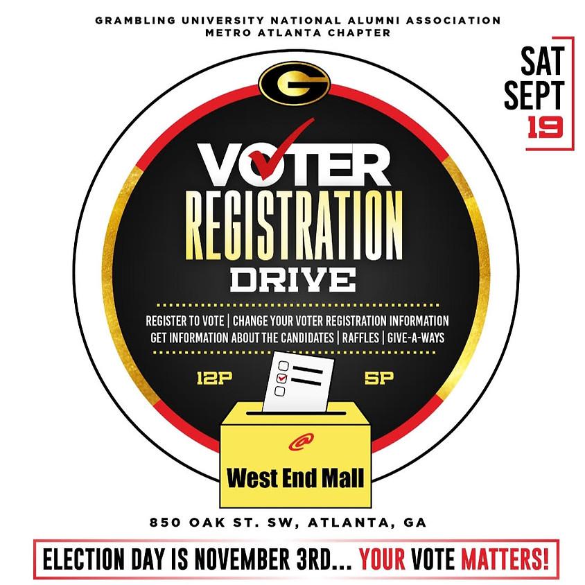 GUNAA-Metro Atlanta Chapter Voter Registration 3 of 3
