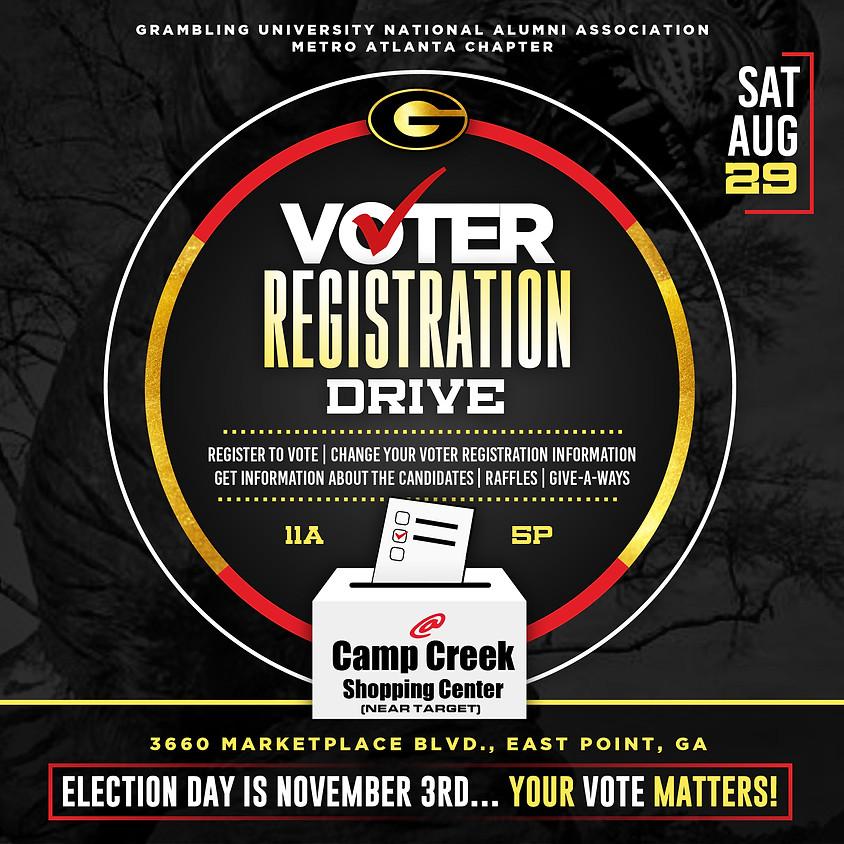 GUNAA-Metro Atlanta Chapter Voter Registration 2 of 3