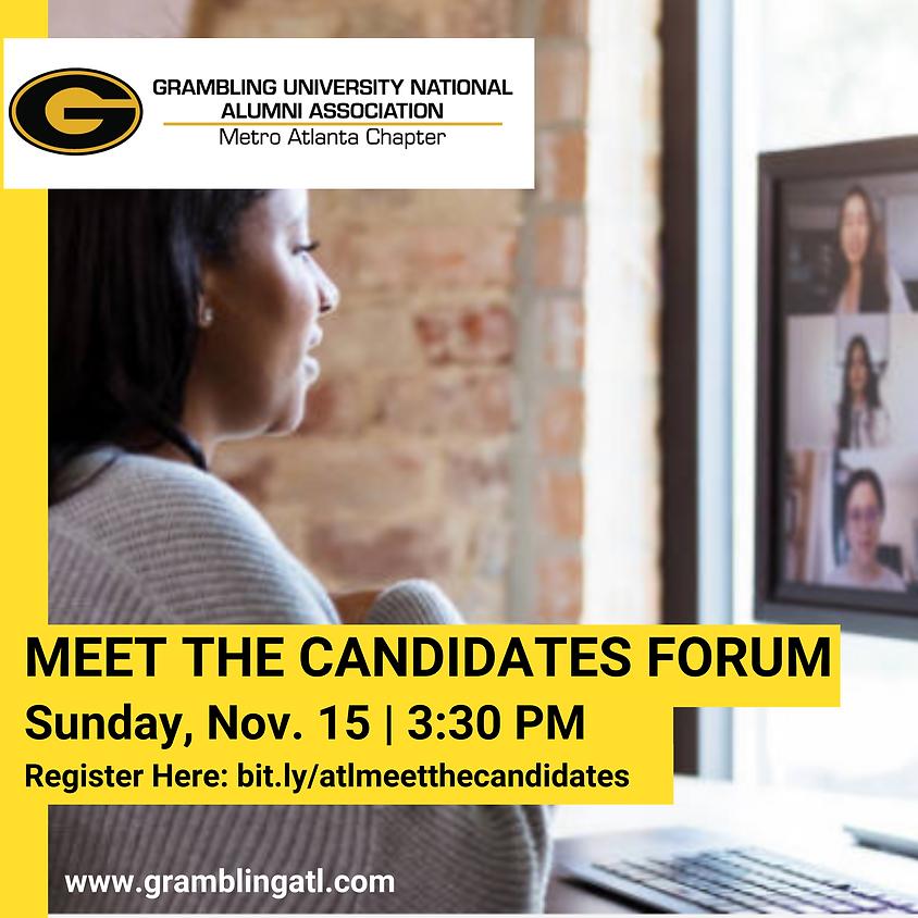 GUNAA - Metro Atlanta Meet the Candidates Forum