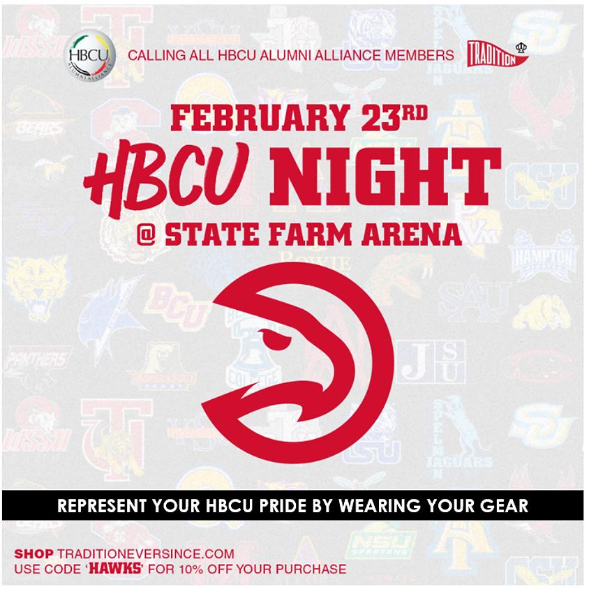 HBCU Night with the Atlanta Hawks