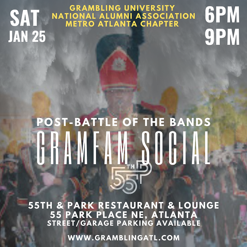 Post-Battle of the Bands GramFam Social