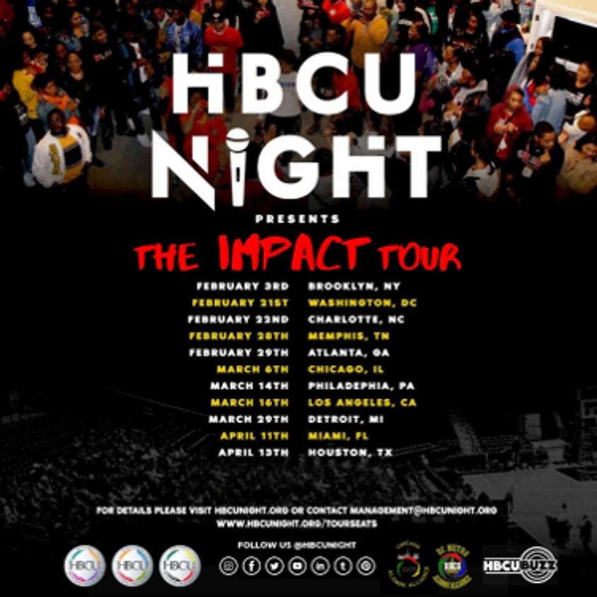 HBCU Night w/the Atlanta Hawks