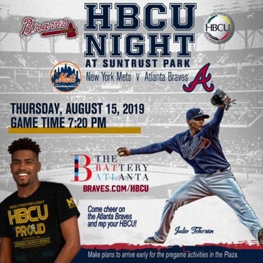 HBCU Night with Atlanta Braves