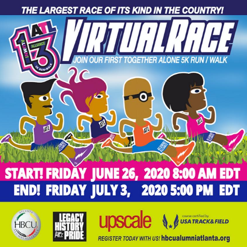 HBCU Atlanta Alumni Alliance Virtual 5k Run/Walk