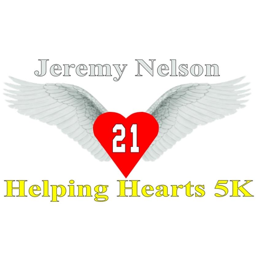 Jeremy Nelson Helping Hearts 5K