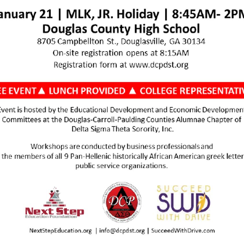 MLK Day Teen Talk Forum & College Fair