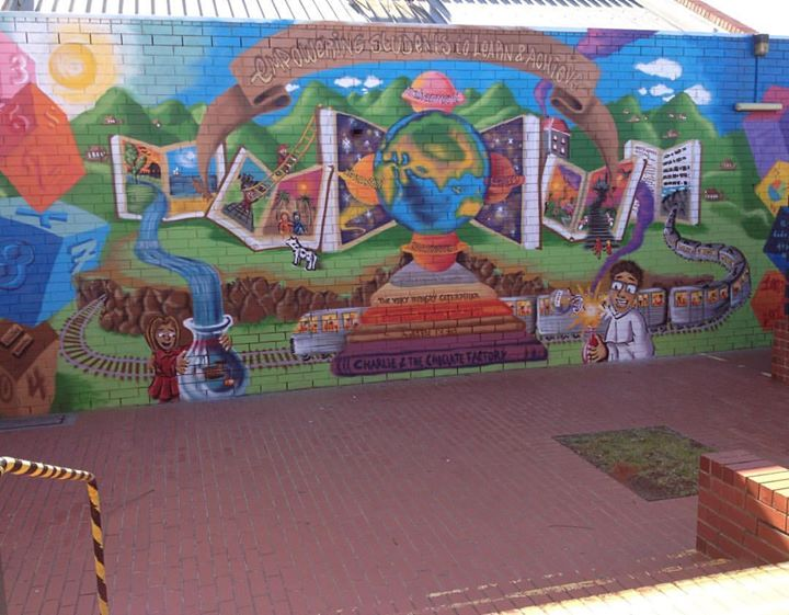 #Senman #streetart #graffiti #mtn94 #aerosol #adelaidestreetart c'est fini