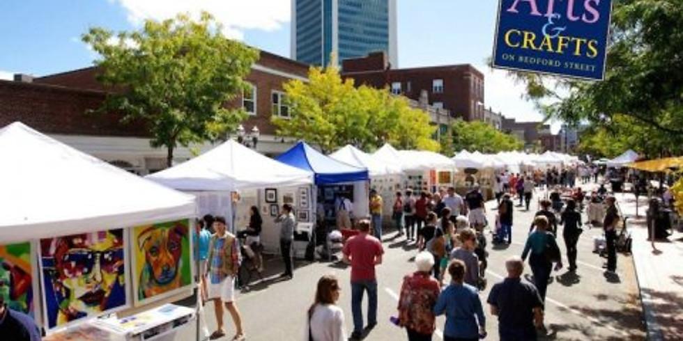 Art & Crafts Fest on Bedford