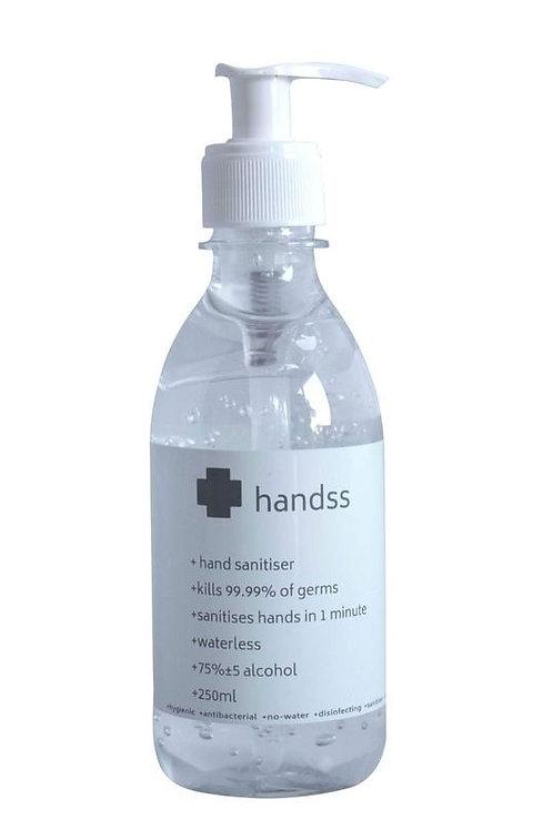 handss - Hand Sanitiser 250 mL