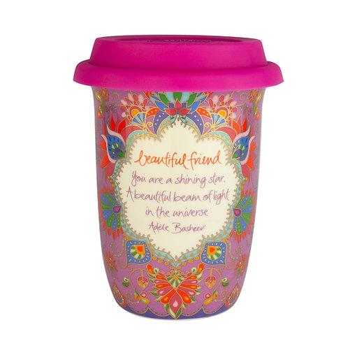 Beautiful Friend Travel Cup