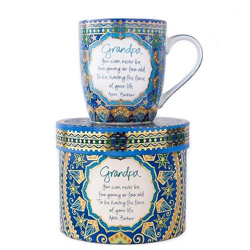 Grandpa Gift Boxed Mug