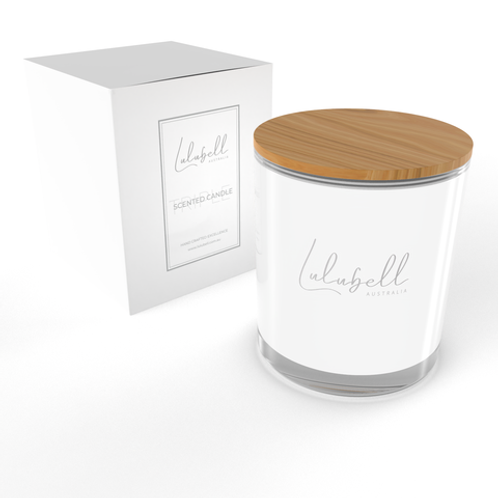 Lulubell - BARE Collection Triple Scented Candle