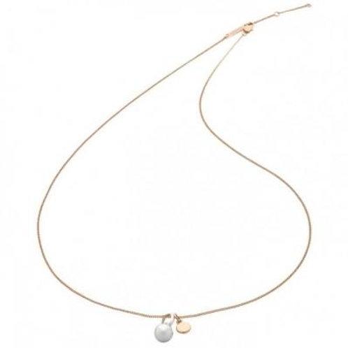 Aria Rose Gold Necklace  - Liberte