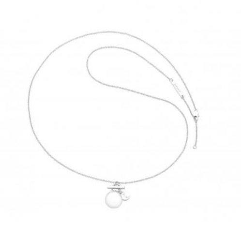 Cleo Silver Necklace  - Liberte