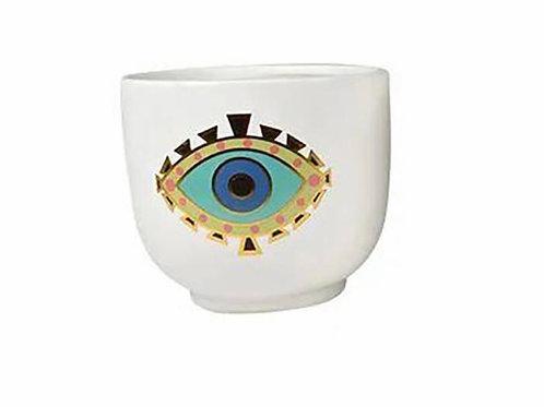 Mythos Ceramic Pots, Multi