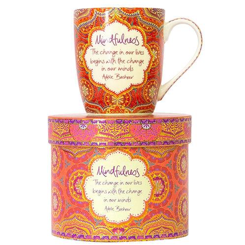 Mindfulness Gift Boxed Mug