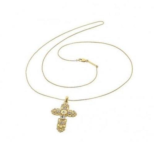 Santiago Gold Necklace  - Liberte