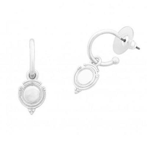 Teagan Silver Earring - Liberte
