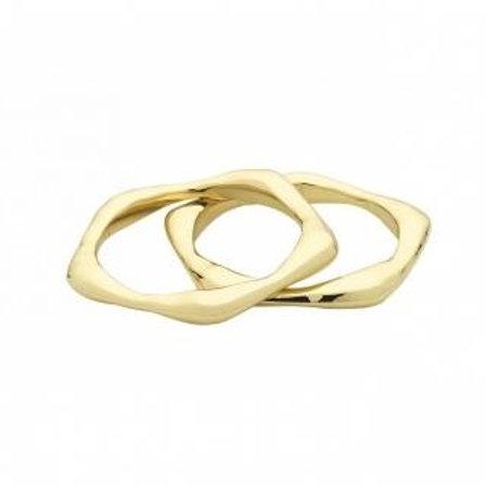 Sonny Gold Ring (small) - Liberte