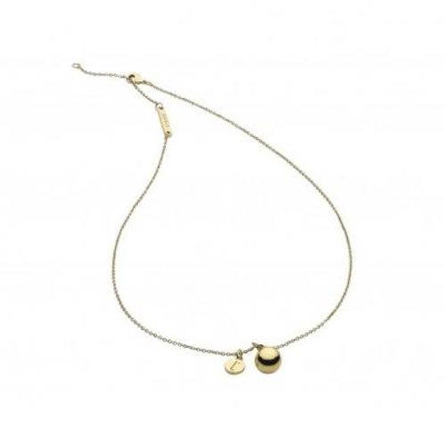 Olive Gold Necklace  - Liberte