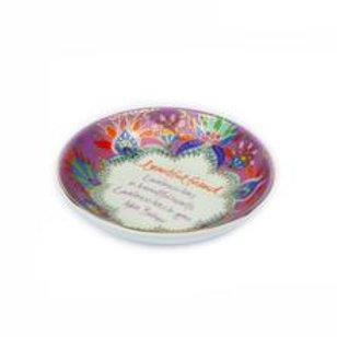 Beautiful Friend Gift Boxed Trinket Dish