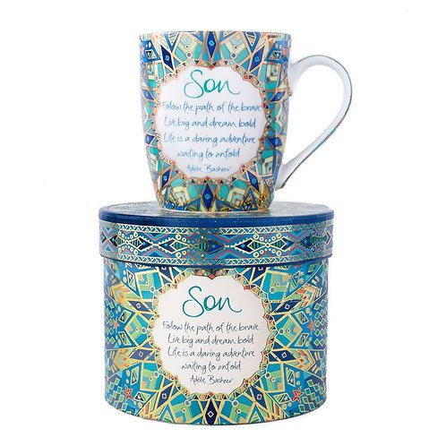 Son Gift Boxed Mug