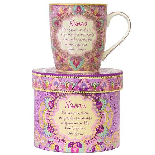 Nanna Gift Boxed Mug