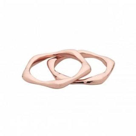 Sonny Rose Gold Ring (small) - Liberte