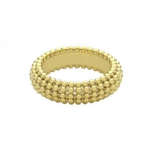 Sage Gold Ring (medium) - Liberte