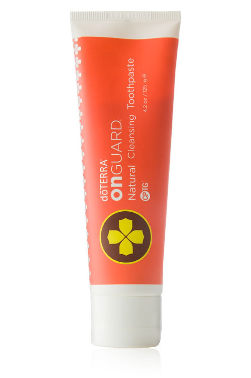 doTERRA On Guard Cleansing Toothpaste, 125 g
