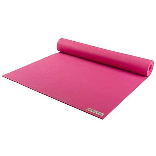 JADE Harmony 5 mm Yoga Mat, Flamingo Pink