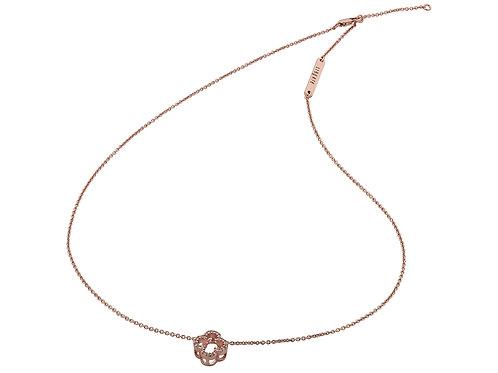 Poppy Rose Gold Necklace  - Liberte