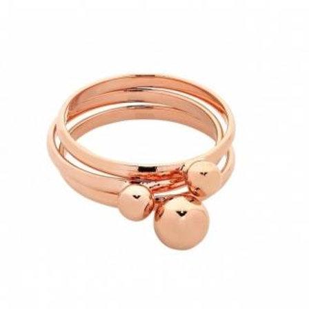 Tommy Rose Gold Ring (large) - Liberte