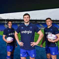 Leinster and Energia
