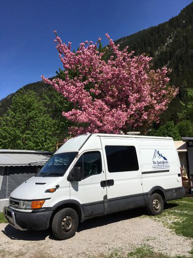 Thelma in Mayrhofen