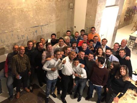 Evento navideño EMV Marine Barcelona 2017