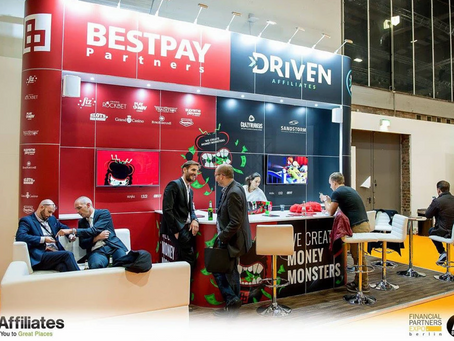 Stand para BESTPAY Berlin 2015